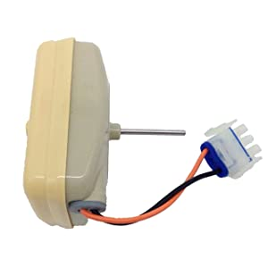 EAP Exact Appliance Parts WR60X10141 Evaporator Fan Motor WR60X10346 WR60X10045 WR60X10046 WR60X10072 WR60X10138 (Fits General Electric, Sears, Kenmore, Hotpoint and RCA)