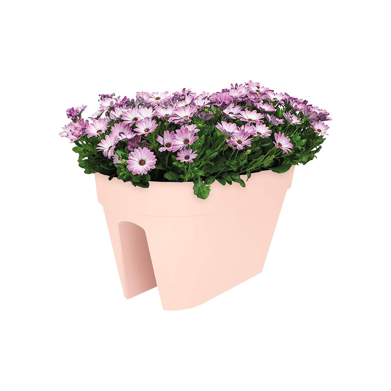 Nude 29x29x26 cm elho Loft Urban Flower Bridge Vaso da Balcone