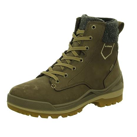 Lowa Oslo GTX Mid Winter Shoes (BrownOlive), Womens Men