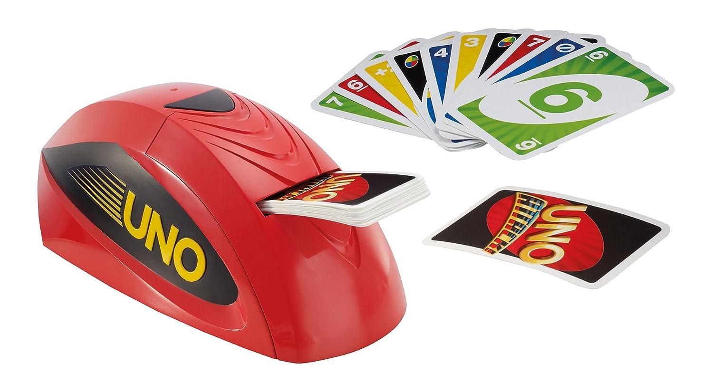 kartenspiel uno extreme kartenwerfer spielzeug karten strategiespiel tempo spiel ebay. Black Bedroom Furniture Sets. Home Design Ideas
