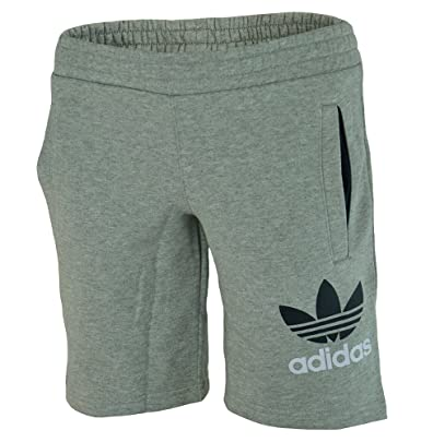 adidas YB Fleece Short Junior Jungen Kinder Shorts Kurze