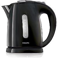 Philips HD4646/20 Su Isıtıcı, PP, Siyah-Gümüş