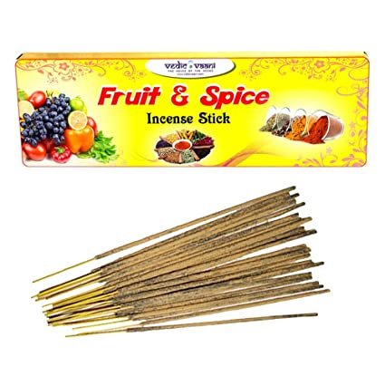 Vedic Vaani Fruity And Spice Incense 250 Gms