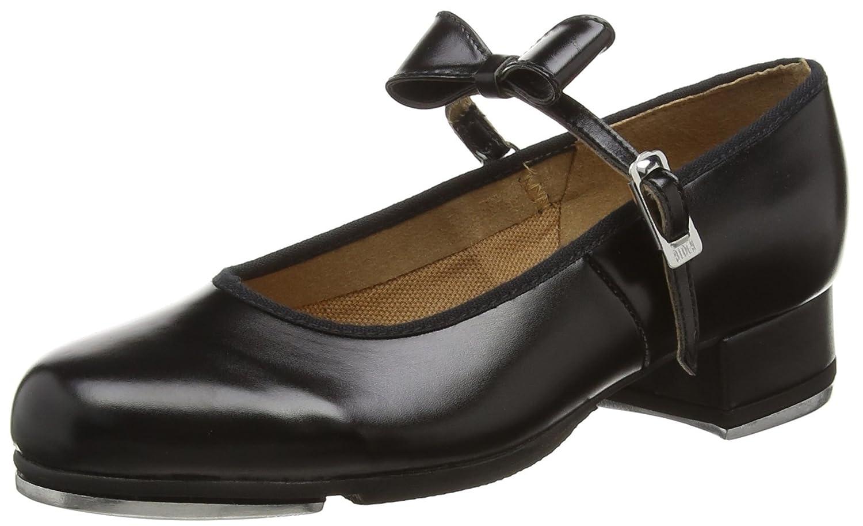 Bloch Merry Jane, Zapatos de Tap Para Mujer Color Negro Talla 37.5 S0352L