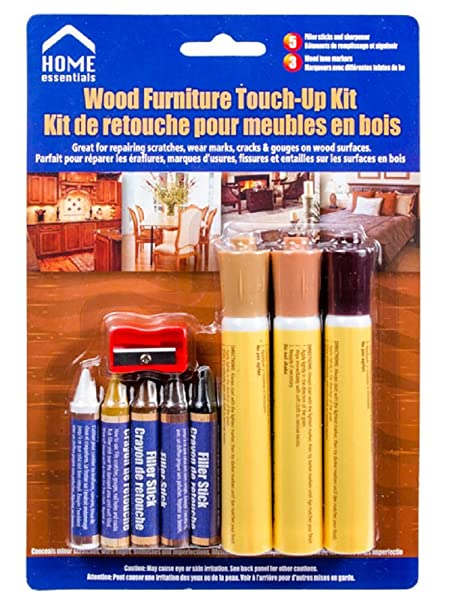 Amazon Com Wood Furniture Repair And Touch Up Kit Filler Sticks