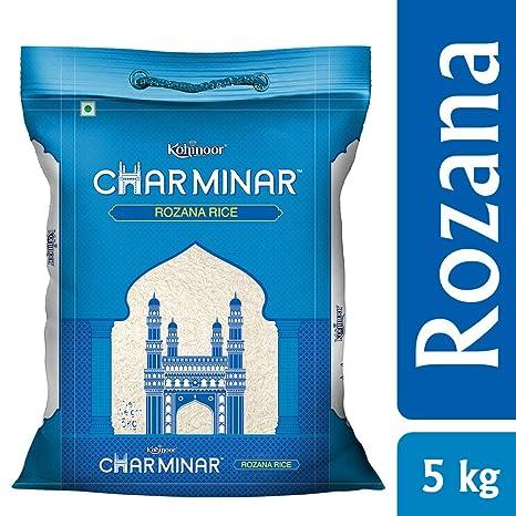 Kohinoor Charminar Rozana Basmati Rice, 5kg
