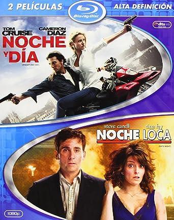 Noche Y Día + Noche Loca (Blu-Ray) (Import Movie) (