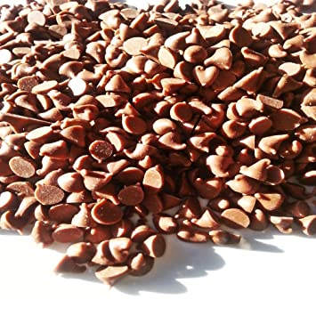 Gotas de leche de chocolate 500 g empaquetadas individualmente - dulces de fuente, decoración de postre para hornear fiesta celebración (500): Amazon.es: ...