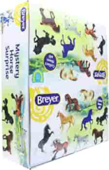 70th Anniversary Stablemate Blind Bag Model Horse Complete Set of 8 Breyer