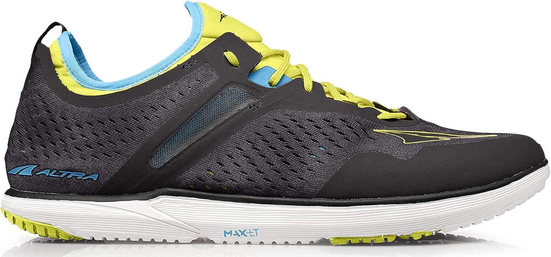 Altra - Zapatillas de running de Sintético para hombre Negro Black-lime: Amazon.es: Zapatos y complementos