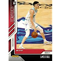 $79 » 2020-21 Panini Instant Basketball #3 LaMelo Ball Rookie Card Hornets - Only 617 made!
