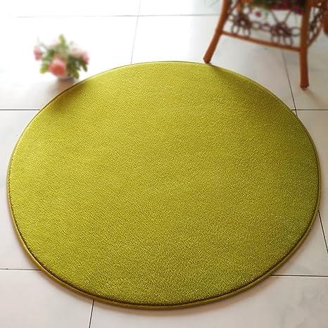 Amazon.com: Colgador de color verde redondo/simple color ...