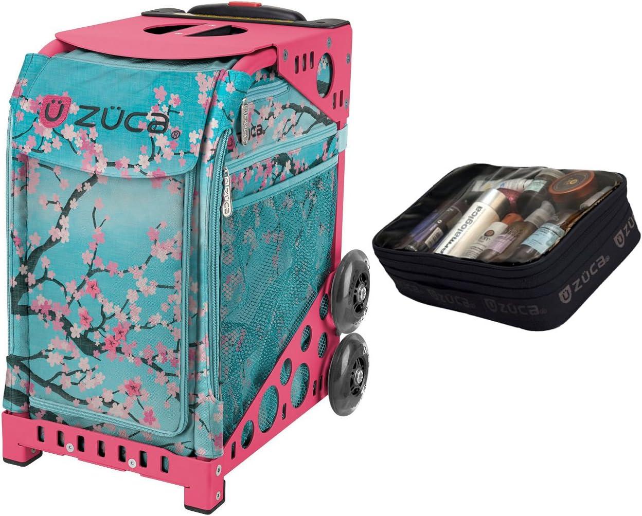 Zuca Hanami Sport Insert Bag /& Pink Frame Gift Utility Pouch