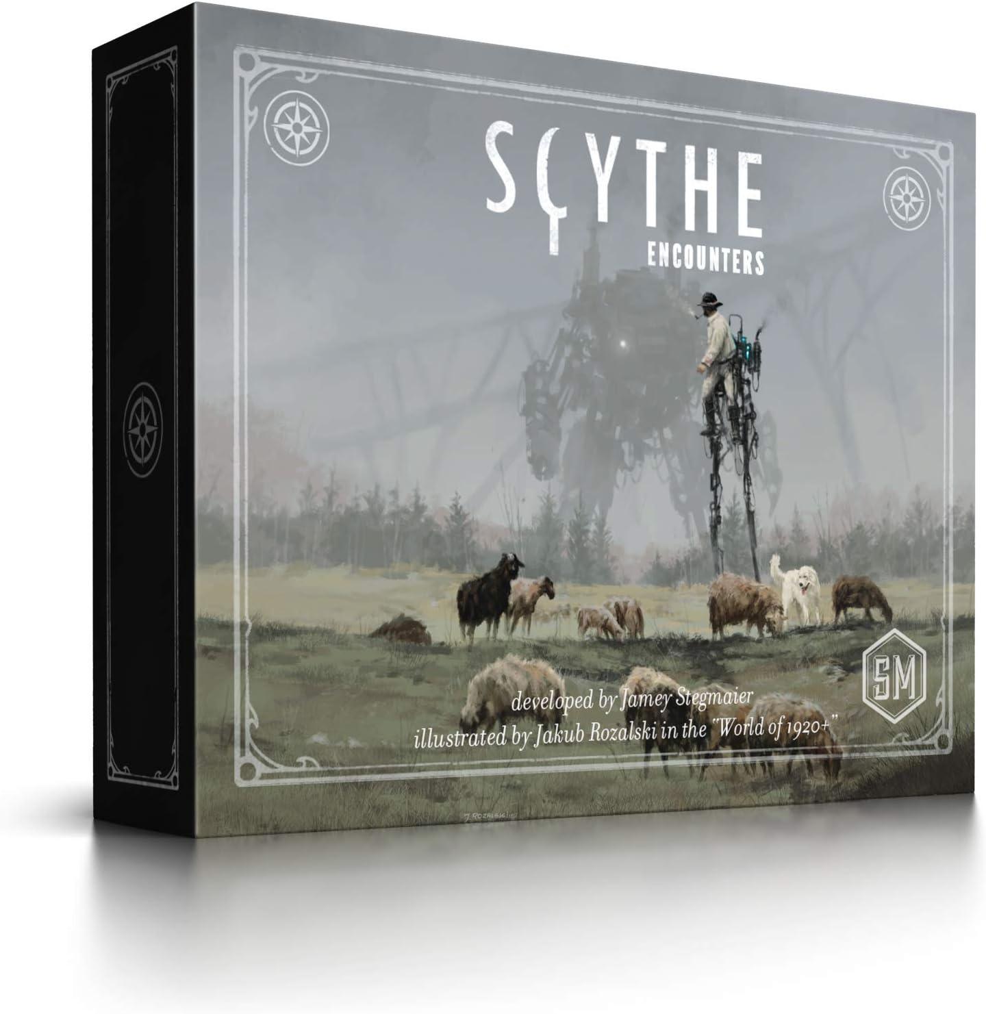 Stonemaier Games STM641 Scythe: Encounters: Amazon.es: Juguetes y ...