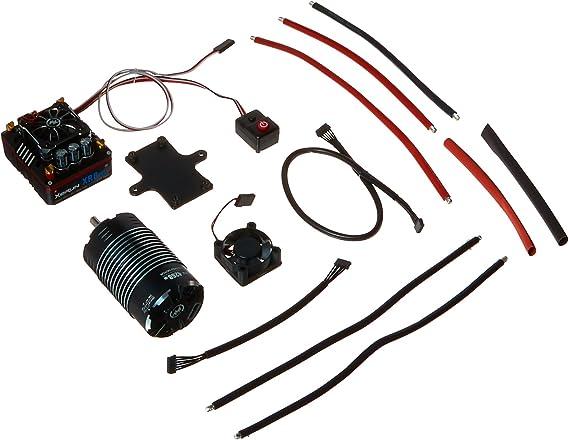 Hobbywing 38020407 XeRun XR8 1//8 ESC 2S-6S and G2 4274SD 2250kV Sensored Motor C