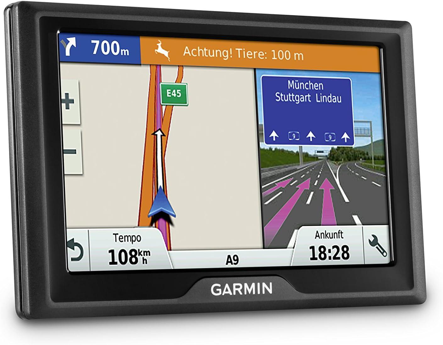 Garmin Drive 40 CE LMT - Navegador GPS con mapas de por Vida y ...