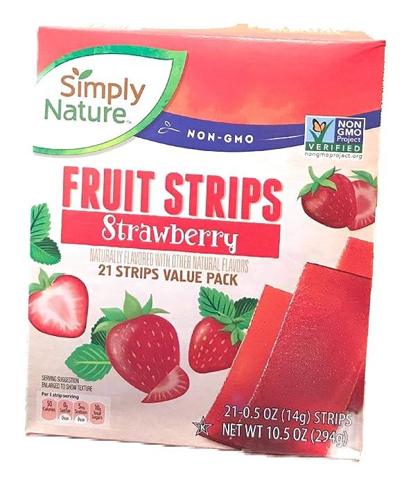 Top 8 Simply Nature Organic