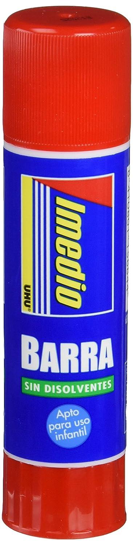 Imedio 6304626 –  Colla bar 21 g, confezione da 24 Productos Imedio