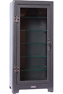 High Quality Dulton Cabinet 5 Layer (Harmmertone Gray)