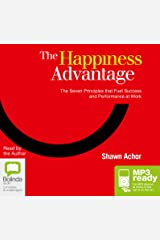 The Happiness Advantage Audio CD