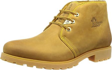Panama Jack Bota Panama, Zapatos de Cordones Brogue para Mujer