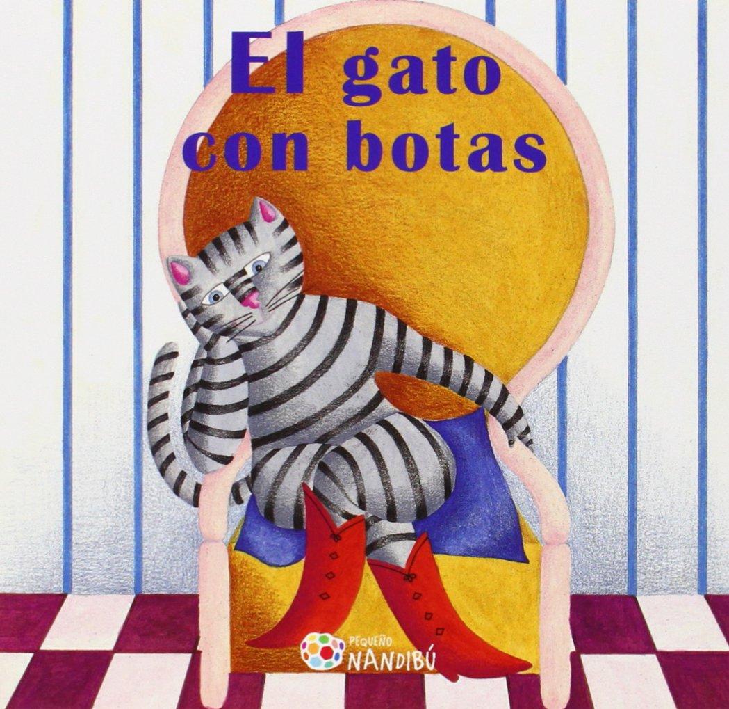 Cuento-juego. El gato con botas (Spanish) Paperback – 2013