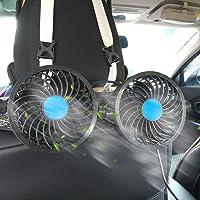 Ventilador de refrigeración eléctrico para coche de 12