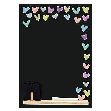 Kreidetafeln UK klein Memo Board/Kreidetafel/Tafel/Küche Kreidetafel ...