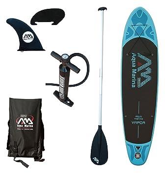 Aqua Marina, Vapor, Paddle Board Juego de s, Sup, 330 x 75 x 10 cm