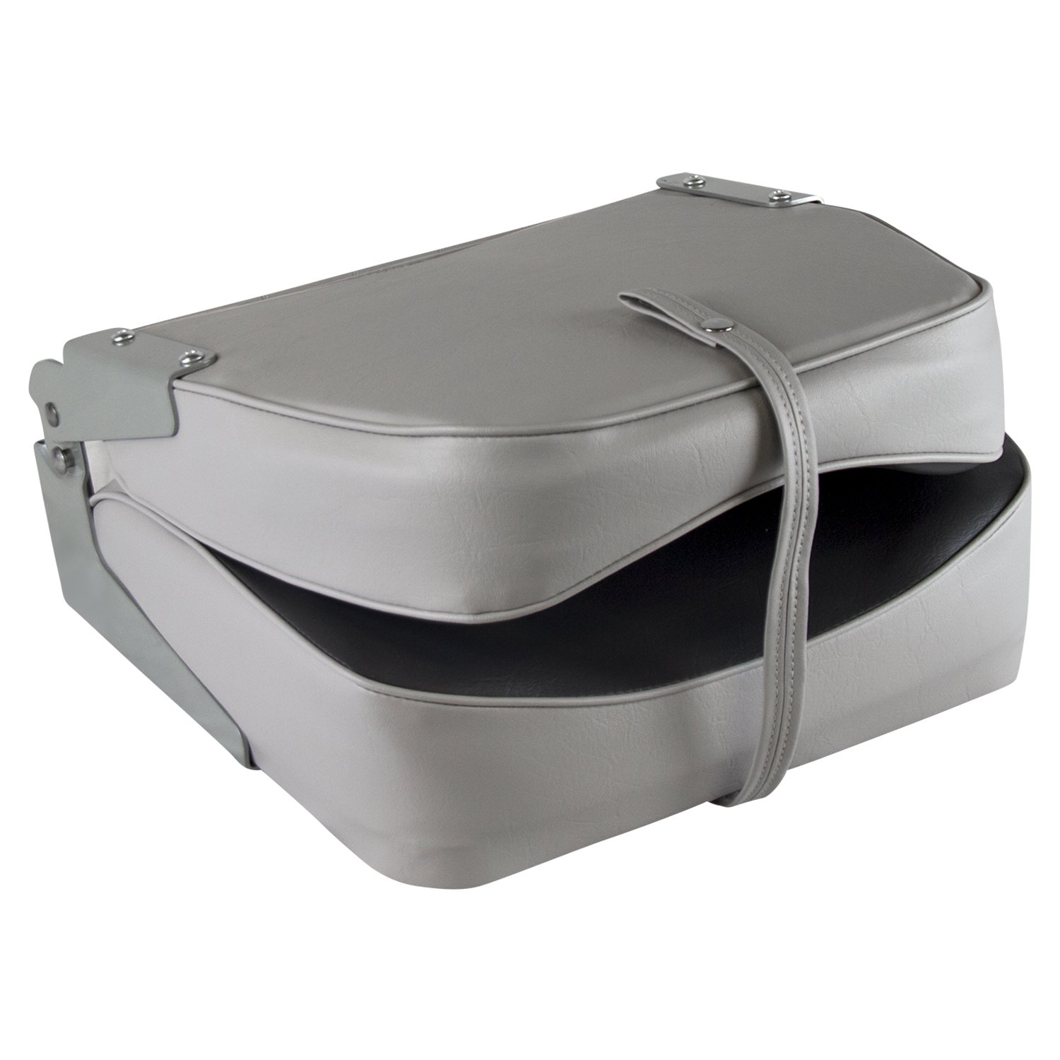Wise 8WD734PLS-661 Low Back Boat Seat, Grey/Red by Wise (Image #3)