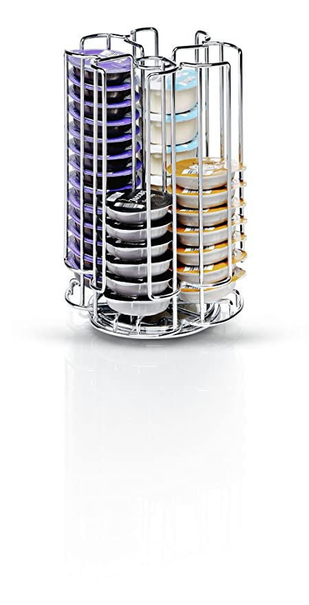 Quailitas Tassimo T-Disc - Soporte para cápsulas (almacena hasta ...