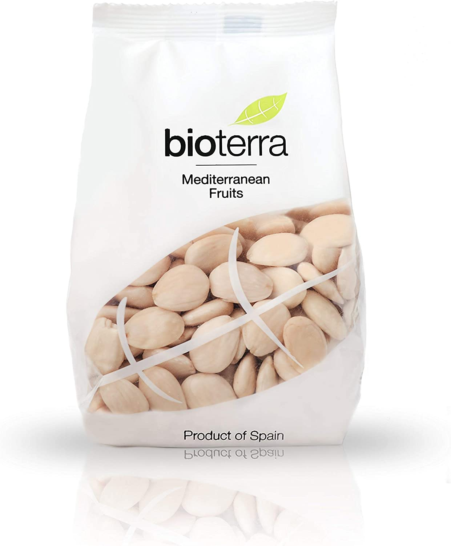 BIOTERRA Almendra Ecológica Española Repelada, Sin Gluten 750 g ...