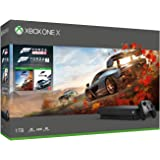 Xbox One X 1TB + Forza Horizon 4 + 14gg Xbox Live Gold + 1 Mese Gamepass [Bundle]