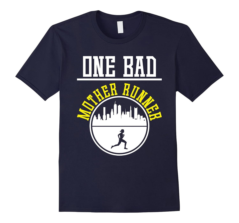 Funny Mother Runner T-shirt Mothers Day Meme Running Gift-Vaci