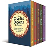 The Charles Dickens Collection: Deluxe 5-Volume Slipcase Edition (Arcturus Collector's Classics)