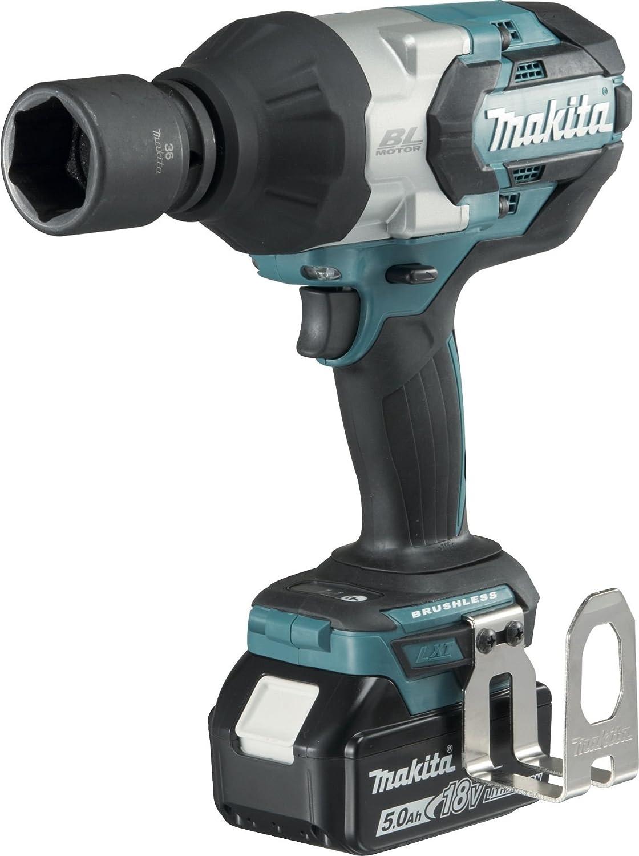 Makita DTW1001RTJ Brushless - Llave de impacto 1050Nm, inserción 3/4