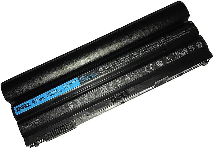 DELL M5Y0X 71R31 Battery 11.1V 97Wh for DELL Latitude E5420 E5430 E5520 E5530 E6420 E6420 ATG E6430 E6430 ATG E6440 E6520 E6530 E6540 Precision Mobile Workstation M2800