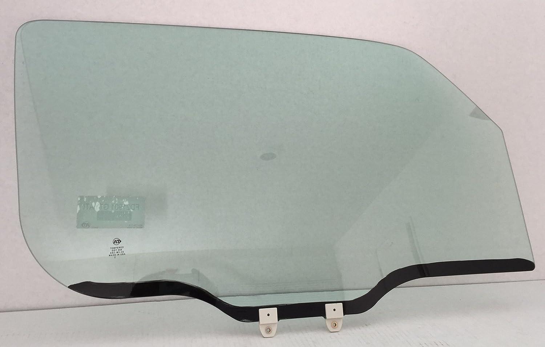 NAGD Fits 2003-2011 Honda Element 4 Door Utility Passenger Side Right Front Door Window Glass FD21901GTY