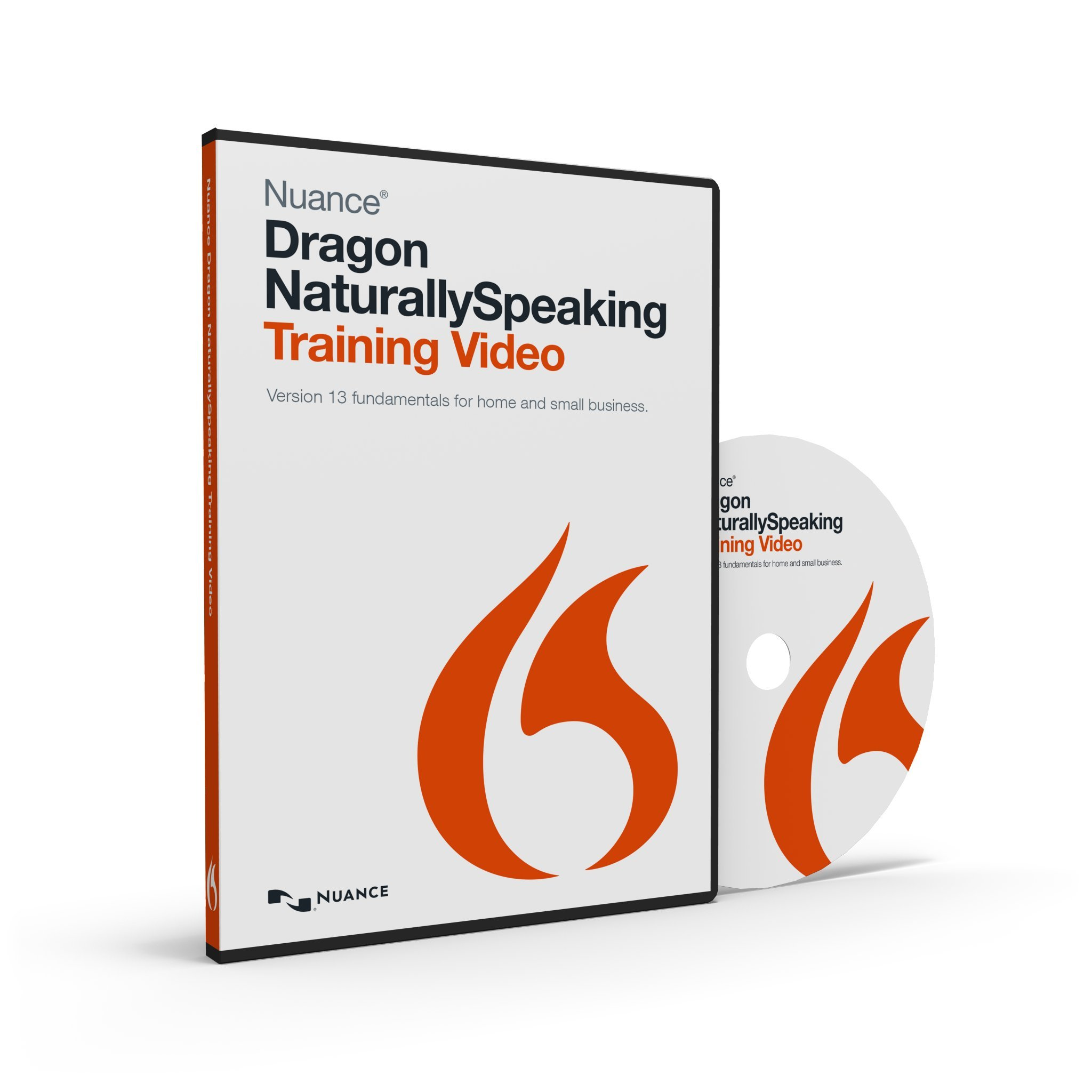 Dragon NaturallySpeaking 13 Training Video: Fundamentals for Home and Small Business (Discontinued) by Nuance Dragon
