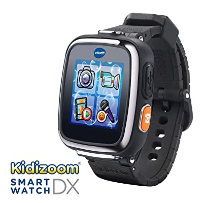 VTech Kidizoom Smartwatch DX - Black - Online Exclusive: Toys & Games