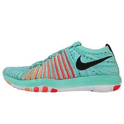 Nike Damen Wm Free Transform Flyknit Turnschuhe, Turquesa