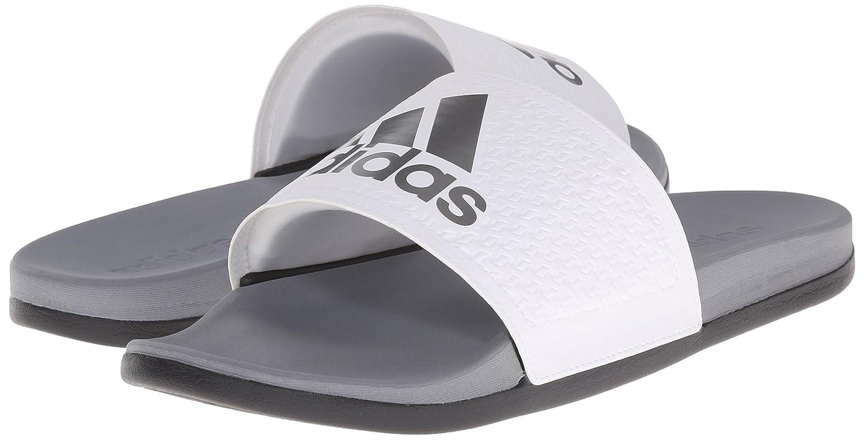 designer fashion 188b4 07b65 Sandalias adidas Originals Adilette Sc Plus Su Slide, para hombre Blanco    Hierro Metálico Gris   Vista Gris