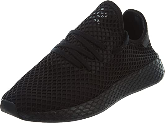 Corrupto marco Reclamación  Amazon.com: adidas Deerupt Runner - Zapatillas para hombre, color  negro/blanco: Shoes