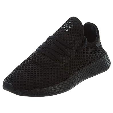 shop best sellers best sneakers new authentic adidas Originals Deerupt Runner Shoe - Men's Casual 10 Black/White