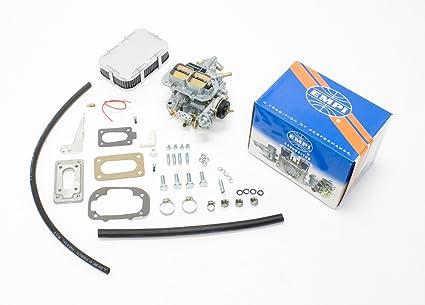 Amazon com: EMPI 32/36E Carburetor Kit Fits Honda 73-83 Civic Non