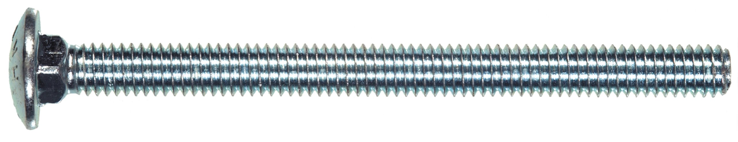 The Hillman Group 240075 Carriage Bolt, 5/16-Inch X 3/4-Inch, 100-Pack