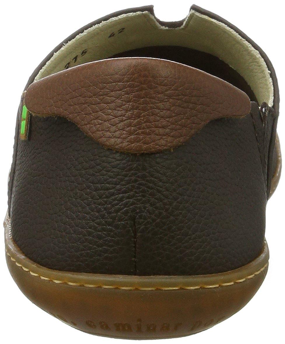 El Naturalista N275 Soft Grain El Viajero Zapatillas Unisex adulto, Marrón (Brown/Wood), 41: Amazon.es: Zapatos y complementos