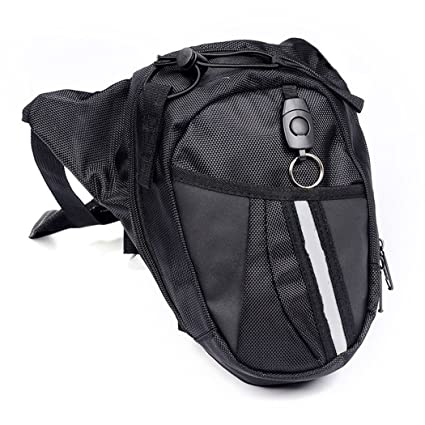 Amazon.com: LOUQING - Bolsa para piernas de lona táctica de ...