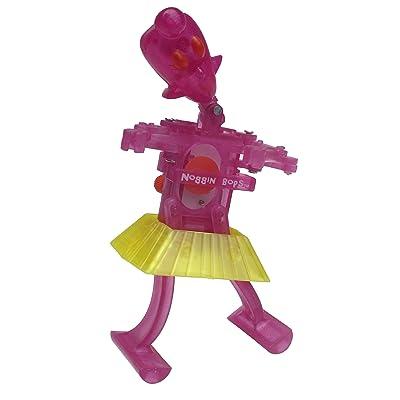 Noggin Bop Pink Windup: Toys & Games