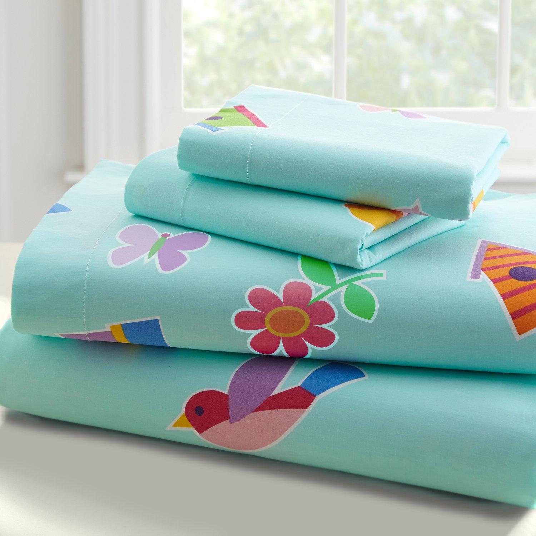 Envío 100% gratuito Olive Kids Kids Kids Birdie Twin Sheet Set by Olive Kids  tienda de venta en línea